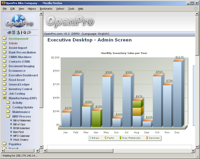 manufacturing capacity planning template